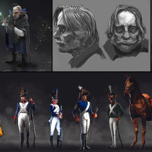 Various illustrations 2