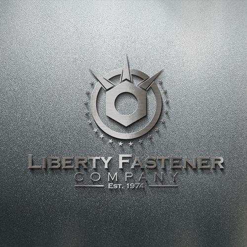 Logo Design for Liberty Fastener Company