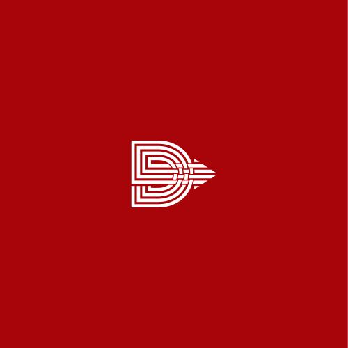 D logo designs elegant