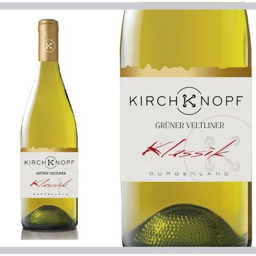 Classic Wine Label Design