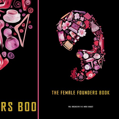 Cover for The Female Founders Book