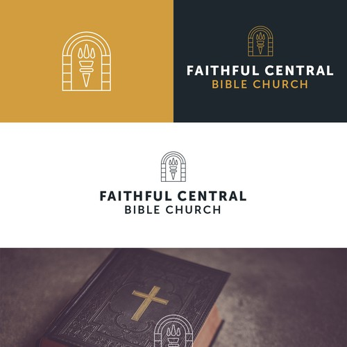 Logo Concept for LA Church