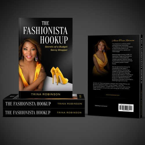 Modern & Fashionable Book Cover
