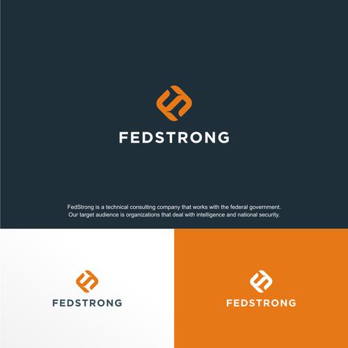 FEDSTRONG - LOGO