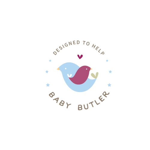 Baby Clothing Logo concept 2