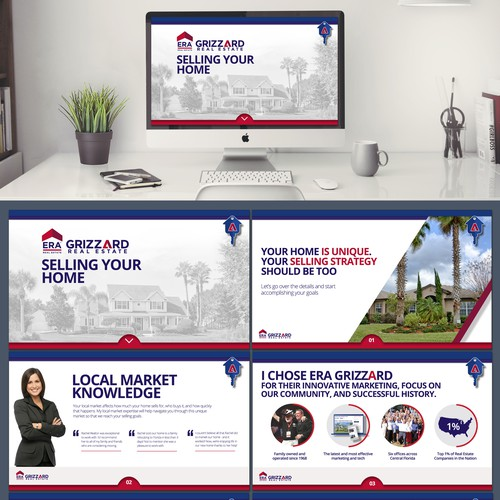 Custom Powerpoint Design for Real Estate