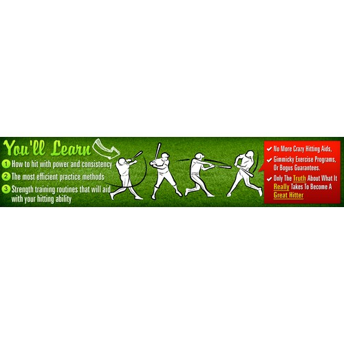 banner ad for Developmental Hitting