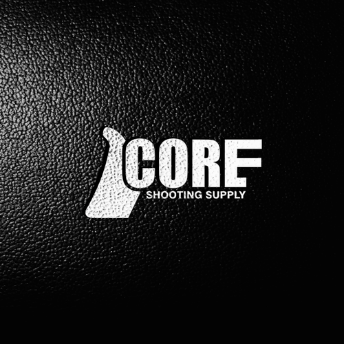 Logo concept for Core Shooting Supply