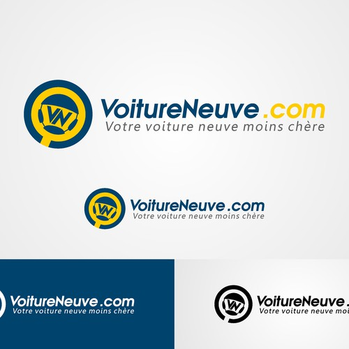 VoitureNeuve.com new logo or relooking !