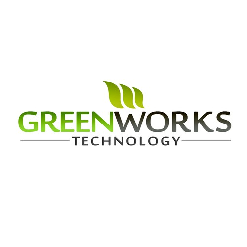 logo for Greenworks Technology