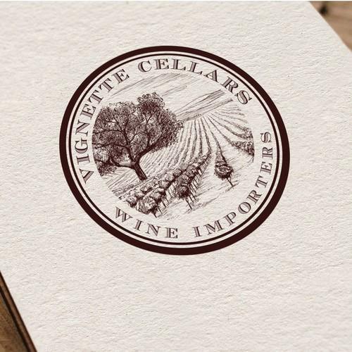 logo for Vignette Cellars