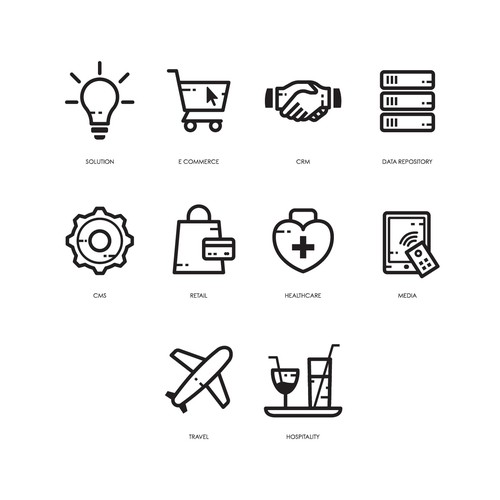 Valtech Icons