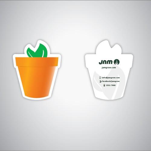 Card for Grow Shop