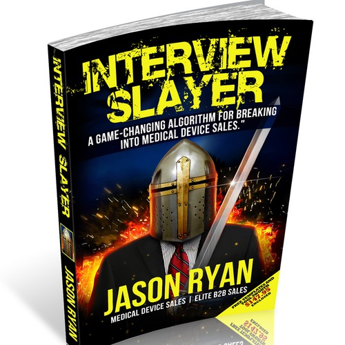 InterviewSlayerBook Cover