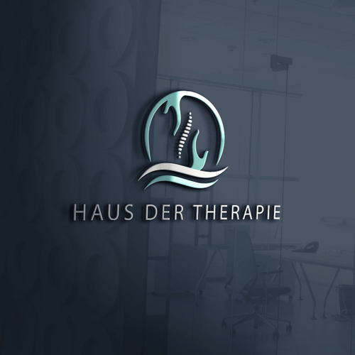 Logo concept for Haus der Therapie