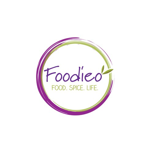 Logo desig for Foodieo