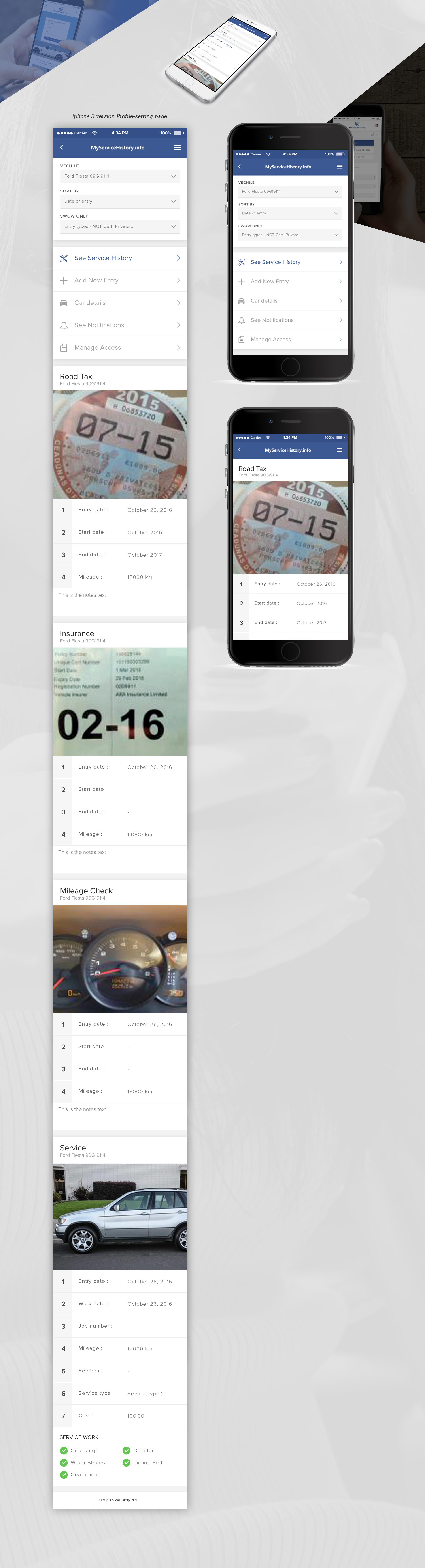 "Modern contemporary mobile optimized design needed for ""techical"" website in the automotive space."