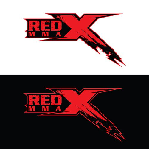 Help RedX MMA with a new logo design