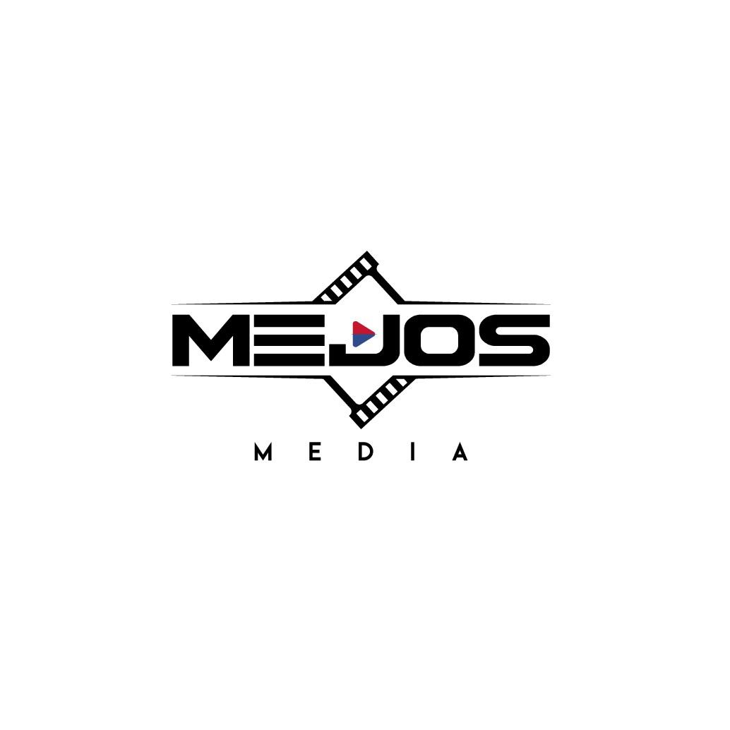 A new design logo for a new media company.