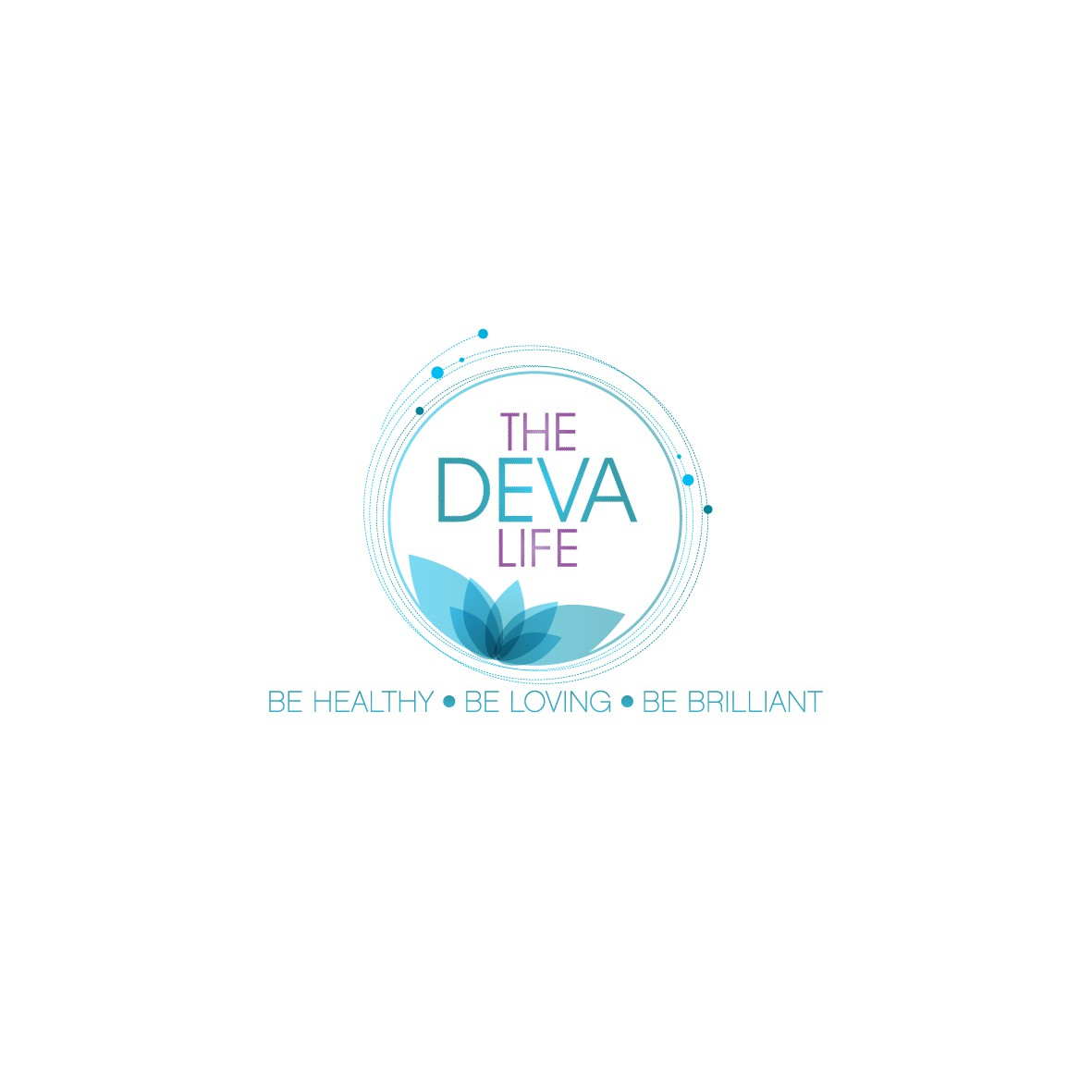 Create a New logo for TheDevaLife