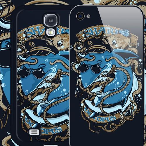 [Round 4] Create Galaxy 4/5 & iPhone 5s case designs! Guaranteed / Blind
