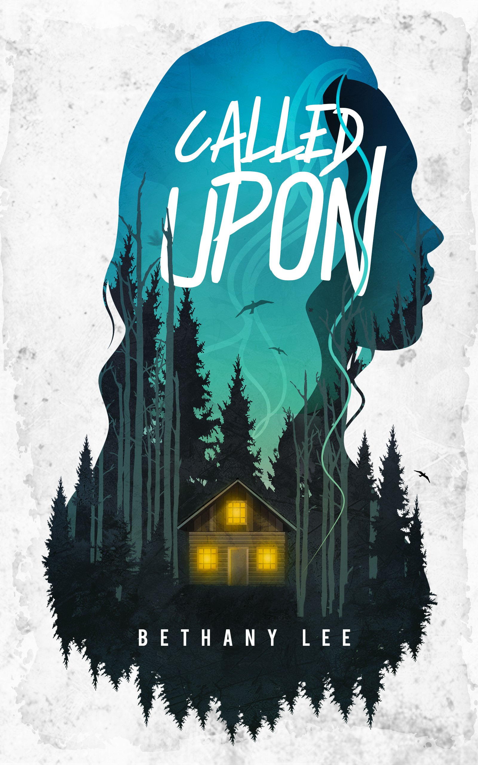 YA Thriller Book Cover with a Mysterious Alpine Feel