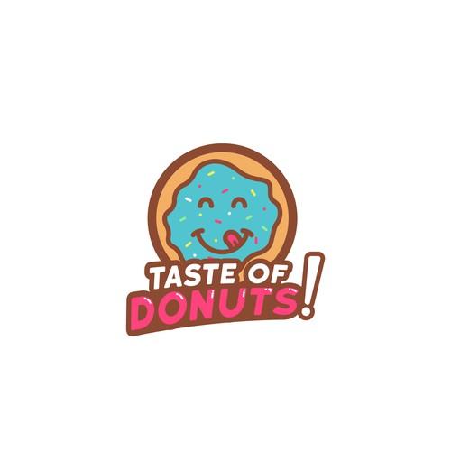 Taste of Donuts Logo