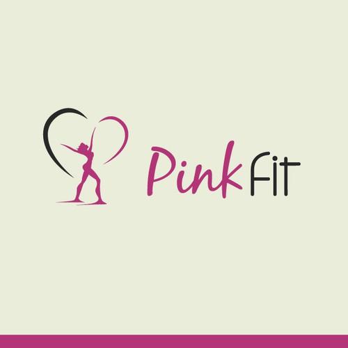 Fitness center for women logo