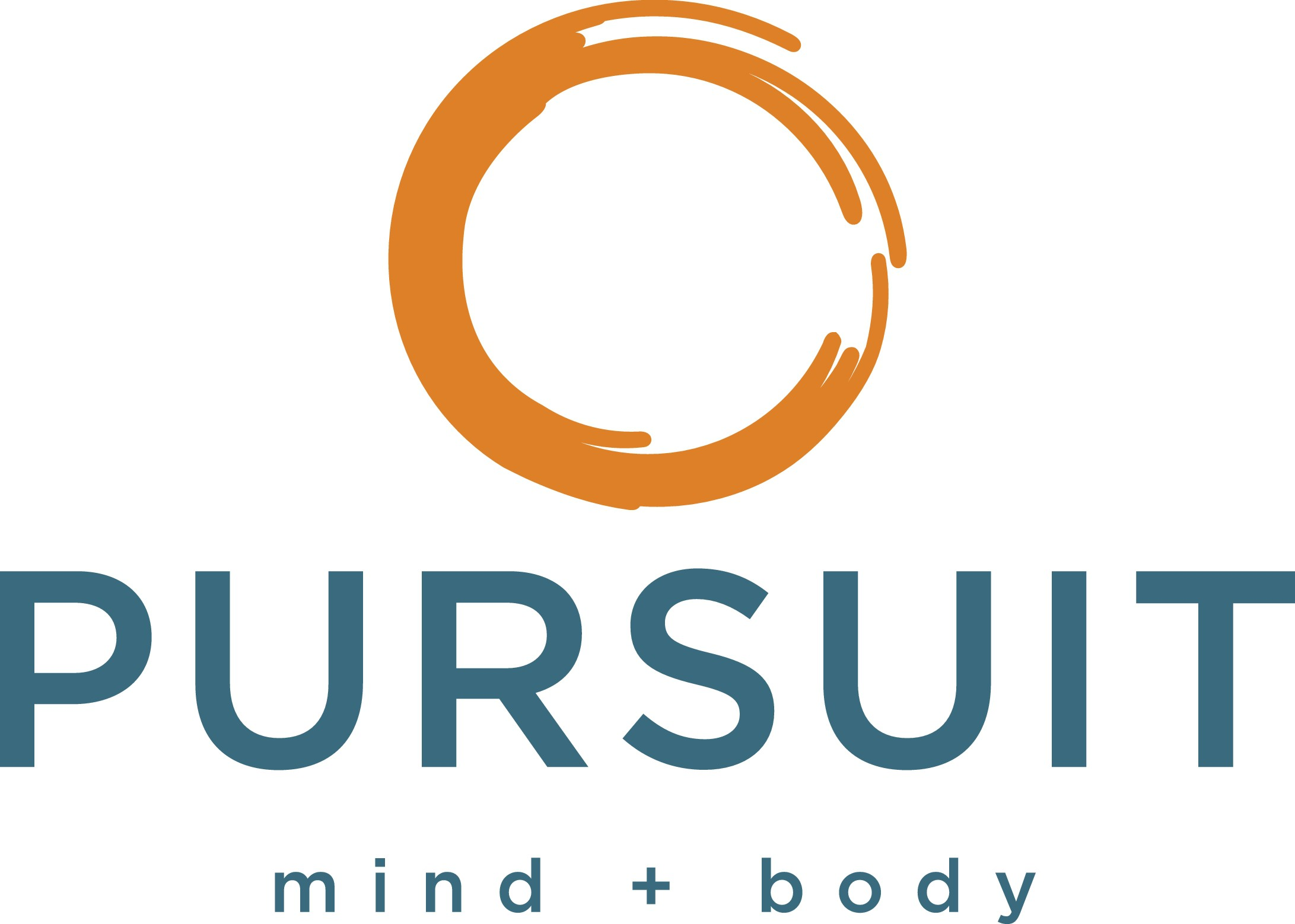 Sleek, classic, inspirational logo needed for PURSUIT Mind+Body (a health blog)