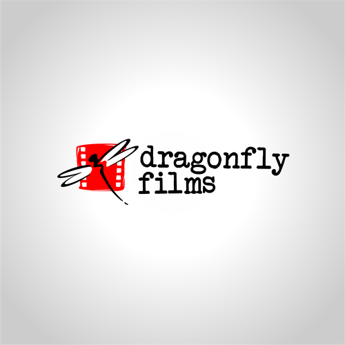 rough logo for film studio
