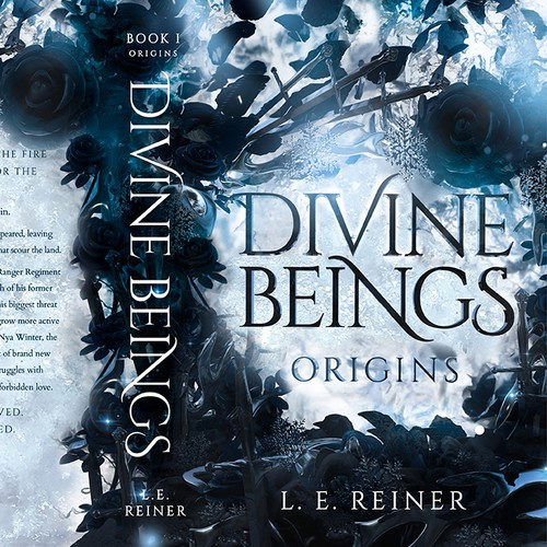 DIVINE BEINGS - Origins by the lovely and talented L.E. Reiner