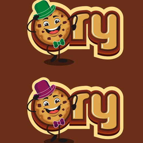 Logo for Ory Biscuit Company