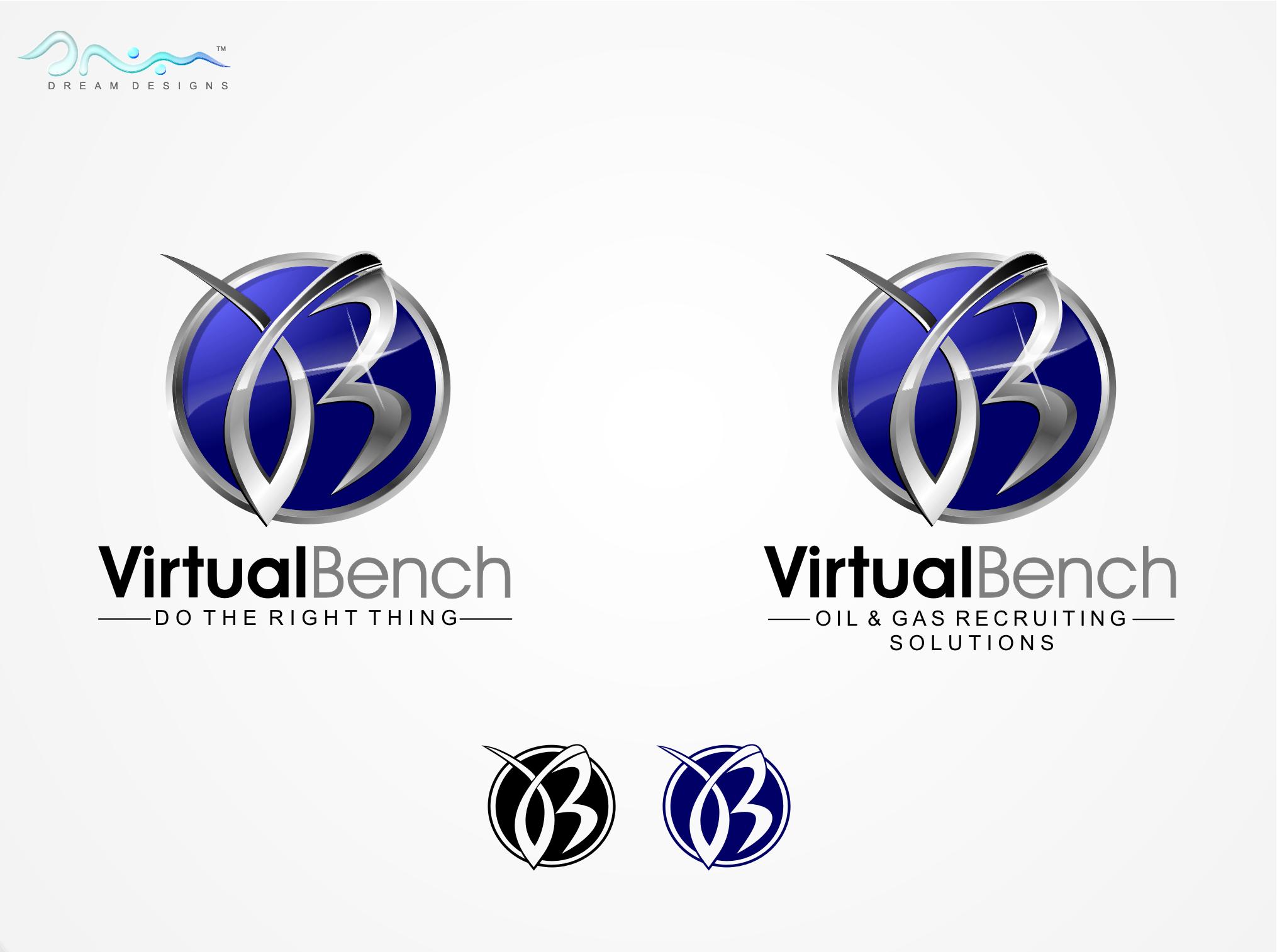 Create the next logo for Virtual Bench or VB