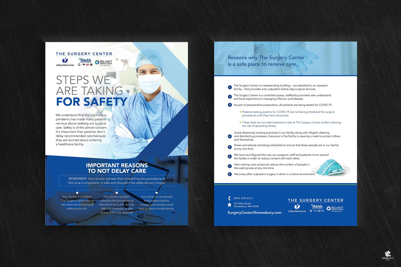Poster/Flyer/Postcard/Salesheet other print design