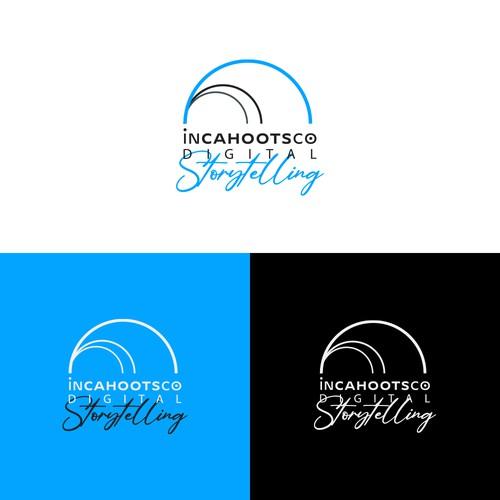 In Cahoots Co logo design