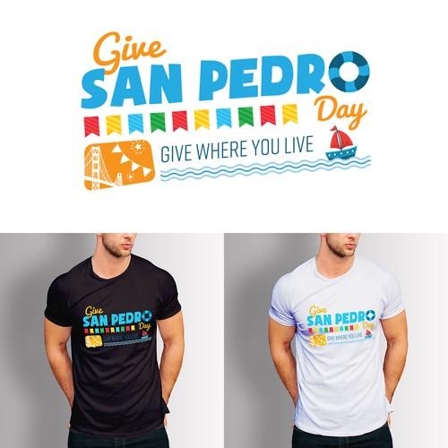 San Pedro Day Logo