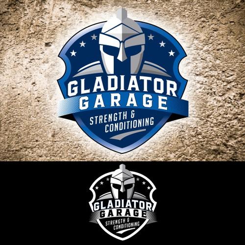 Help Gladiator Garage with a new logo