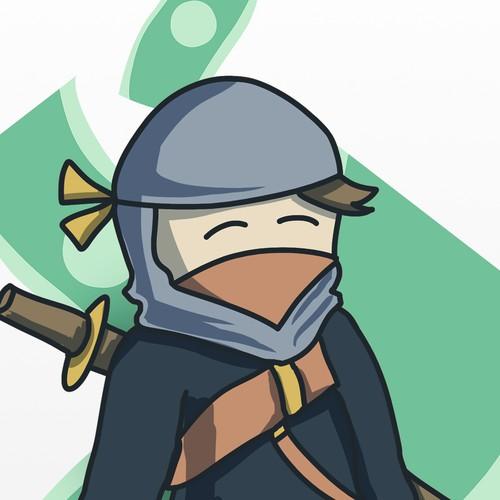 Cash Ninja Mascot!