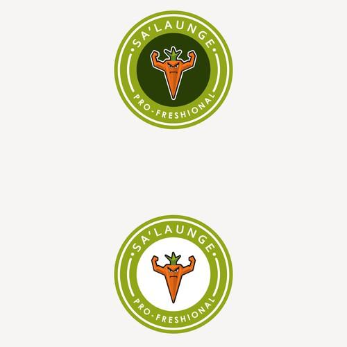 Nutrition food needs a powerfull new logo