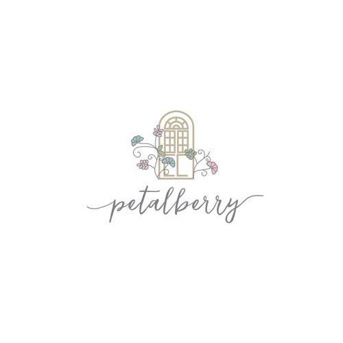 Create minimal, feminine, warm and stylish logo for pressed flower preservation business
