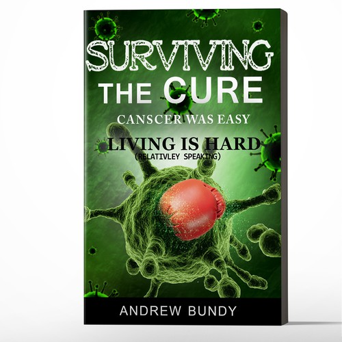 surviving the cure book cover