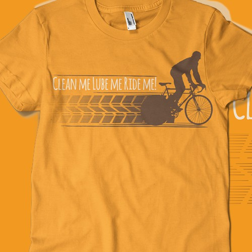 tee for cycle lover