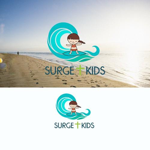 Logo Concept for Children Church
