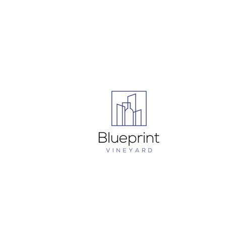 Logo for small vineyard