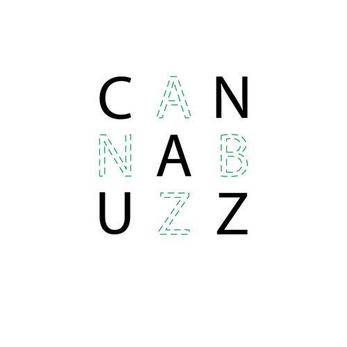 playful logo for cannabis research