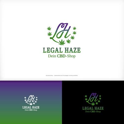 Logo for Cannabis Marijuana Marihuana CBD Shop