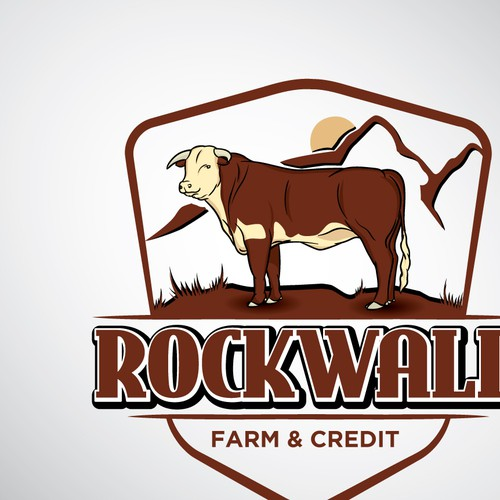 logo for Rockwall Farm and Credit