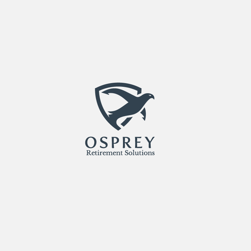 Minimalistic logo proposal for consultancy