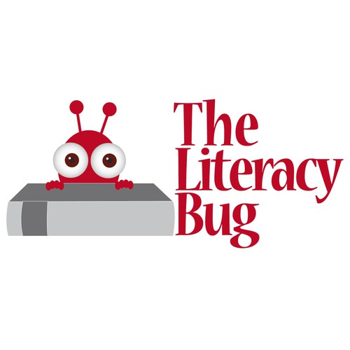 Lots of creative potential. Create a logo for The Literacy Bug!