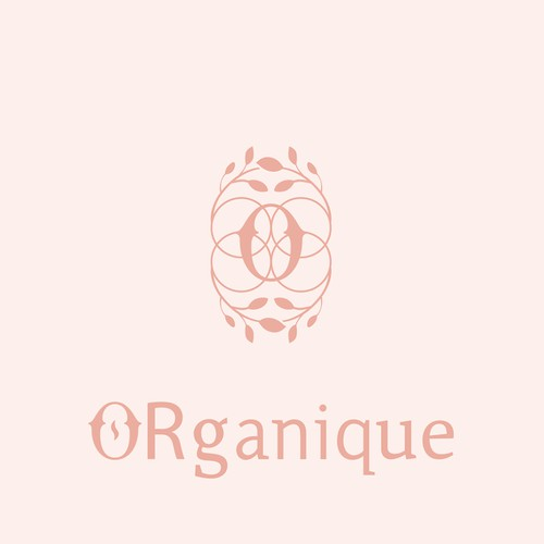 logo concept for the organic store (sell organic cosmetic , supplements and organic foods)